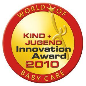 Kind & Jugend Award for the selfheating iiamo baby bottle