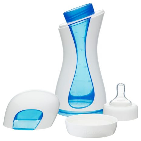 all parts of an iiamo home baby bottle