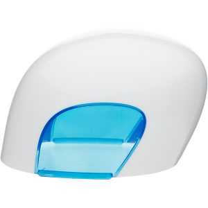 white-blue spare cap for iiamo baby bottles